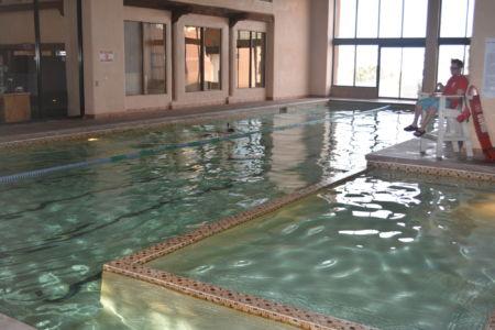 El Gancho Indoor Pool