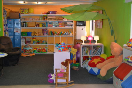 El Gancho Daycare Facilities - Check Ahead for Availability
